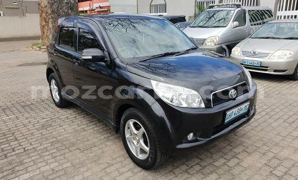 Buy Used Toyota Rush Black Car in Maputo in Maputo