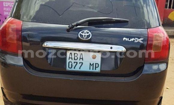 Buy Used Toyota Runx Black Car in Maputo in Maputo