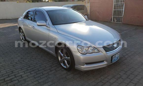 Comprar Usado Toyota Mark X Prata Carro em Maputo em Maputo