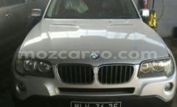 Buy Used BMW X3 Silver Car in Maputo in Maputo