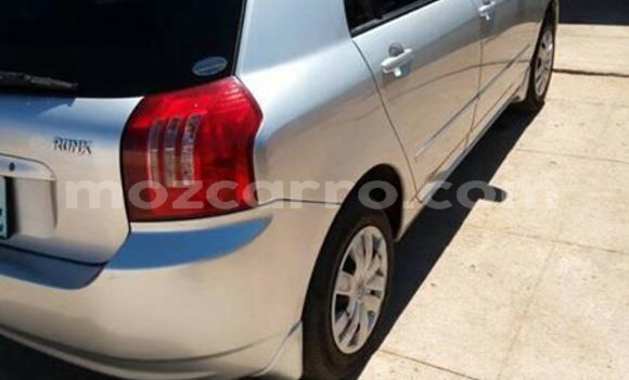 Buy Used Toyota Runx Silver Car in Maputo in Maputo