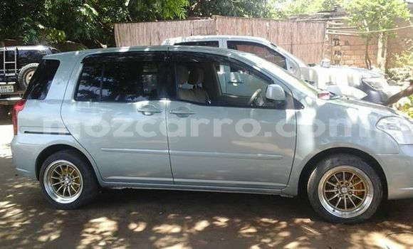 Buy Used Toyota Raum Silver Car in Maputo in Maputo
