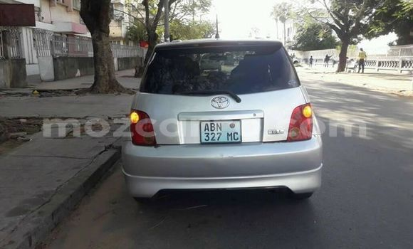 Buy Imported Toyota IST Silver Car in Maputo in Maputo