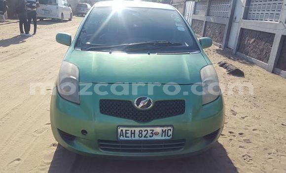 Buy Imported Toyota Vitz Green Car in Maputo in Maputo