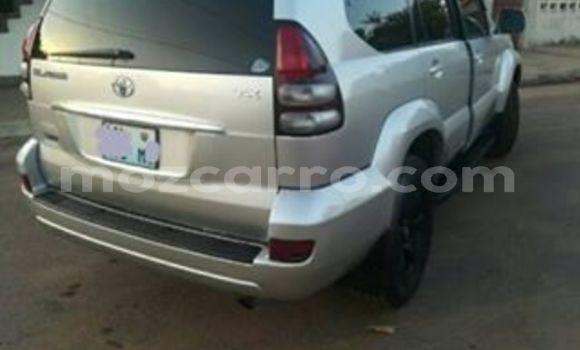 Comprar Importar Toyota Land Cruiser Prado Prata Carro em Macia em Gaza