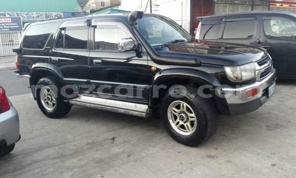 Buy Imported Toyota Surf Black Car in Maputo in Maputo