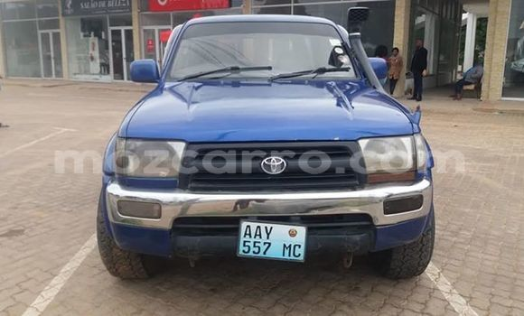 Buy Used Toyota Hilux Surf Blue Car in Maputo in Maputo