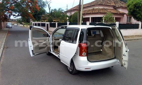 Buy Used Toyota Raum White Car in Maputo in Maputo