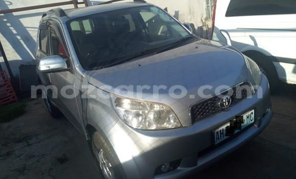 Buy Used Toyota Rush Silver Car in Maputo in Maputo
