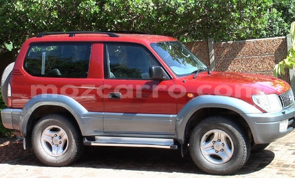 Buy Used Toyota Land Cruiser Other Car in Boane in Maputo