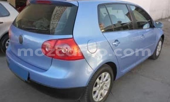 Buy Used Volkswagen Golf Blue Car in Boane in Maputo