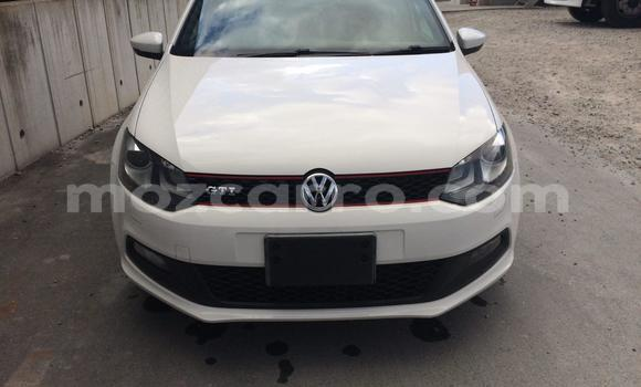 Buy Used Volkswagen Polo GTI White Car in Maputo in Maputo