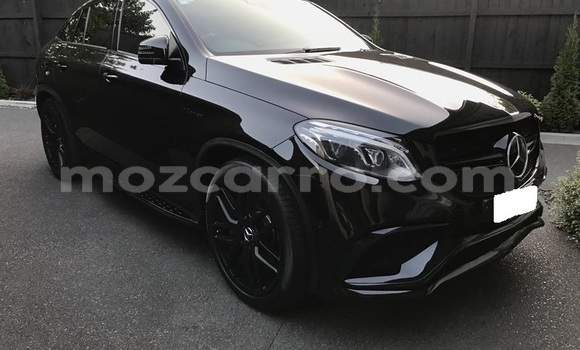 Buy Used Mercedes Benz GL-Class Blue Car in Mabote in Inhambane