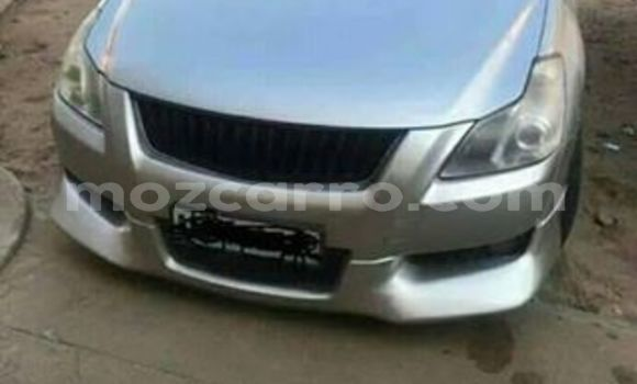 Buy Used Toyota Blade Silver Car in Maputo in Maputo