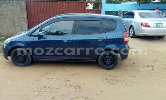 Buy Used Honda Fit Blue Car in Maputo in Maputo