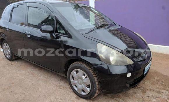 Buy Used Honda Fit Black Car in Maputo in Maputo