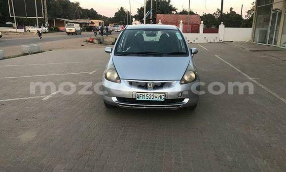 Buy Used Honda Fit Silver Car in Maputo in Maputo