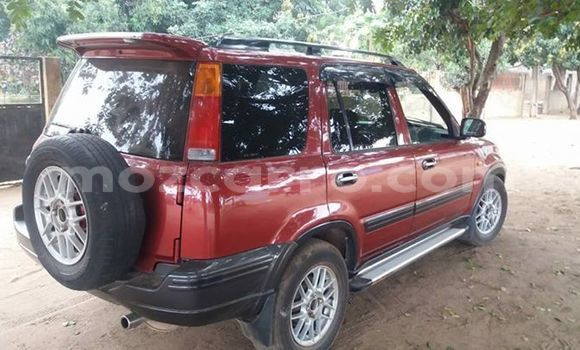 Buy Used Honda CR-V Red Car in Maputo in Maputo