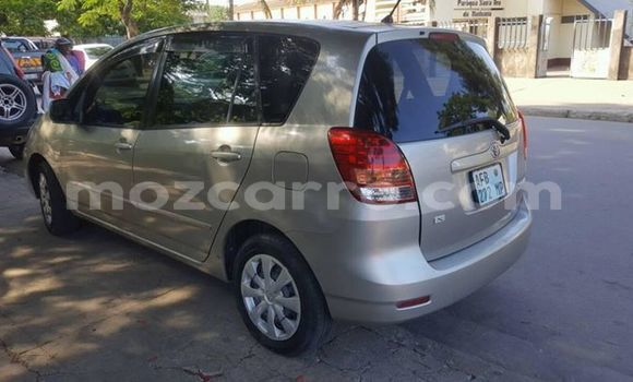 Buy Used Toyota Spacio Silver Car in Maputo in Maputo