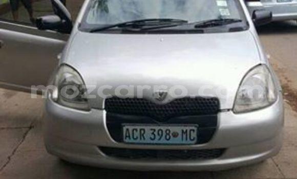Buy Used Toyota Vitz Silver Car in Maputo in Maputo