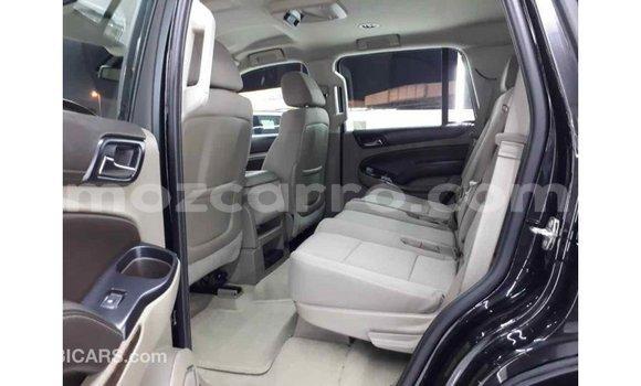 Comprar Importar Chevrolet Tahoe Preto Carro em Import - Dubai em Cabo Delgado