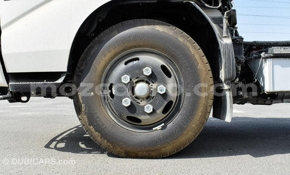 Comprar Importar Hino 300 Series Branco Caminhão em Import - Dubai em Cabo Delgado