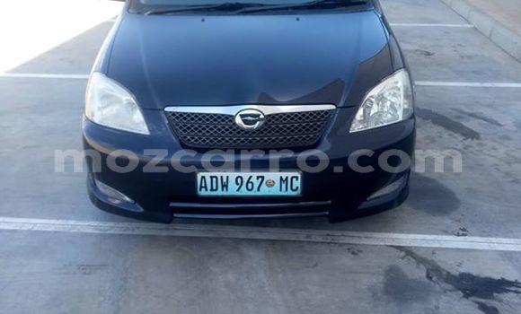 Buy Used Toyota Corolla Black Car in Maputo in Maputo
