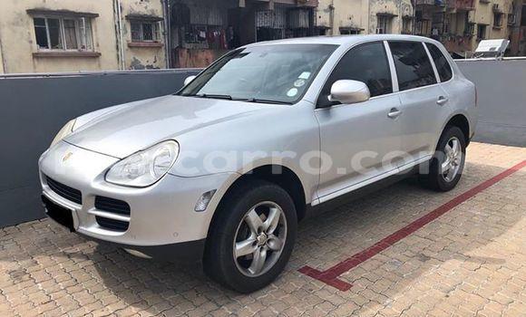 Comprar Usado Porsche Cayenne Prata Carro em Maputo em Maputo