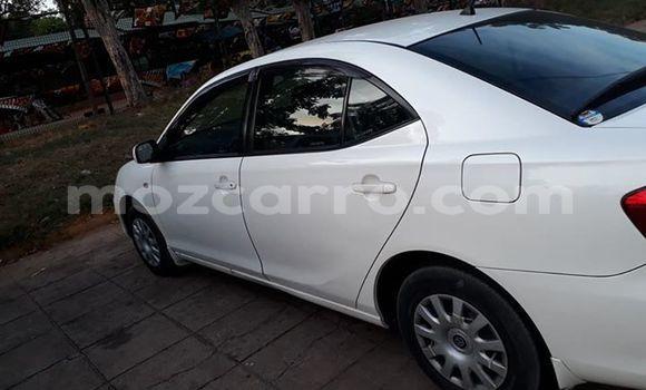 Comprar Usado Toyota Allion Branco Carro em Maputo em Maputo