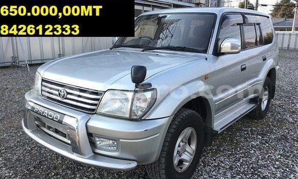 Comprar Usado Toyota Land Cruiser Prado Prata Carro em Maputo em Maputo
