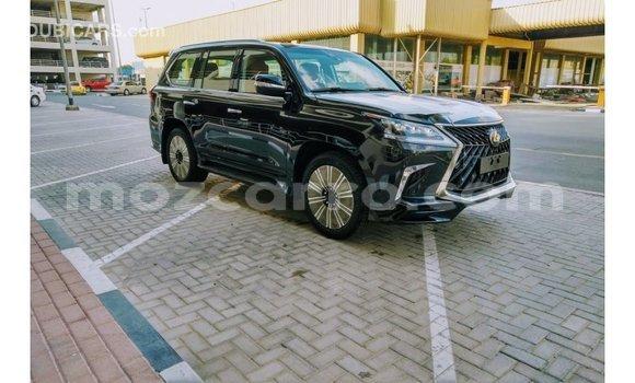 Comprar Importar Lexus LX Preto Carro em Import - Dubai em Cabo Delgado