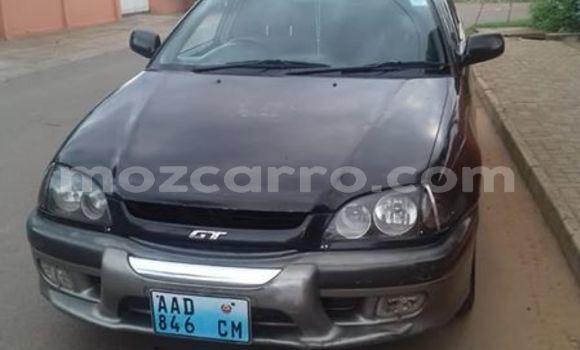 Comprar Usado Toyota Caldina Preto Carro em Maputo em Maputo
