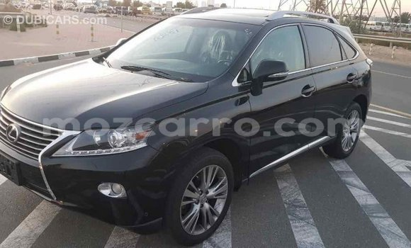 Comprar Importar Lexus RX 350 Preto Carro em Import - Dubai em Cabo Delgado