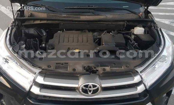 Comprar Importar Toyota Highlander Preto Carro em Import - Dubai em Cabo Delgado