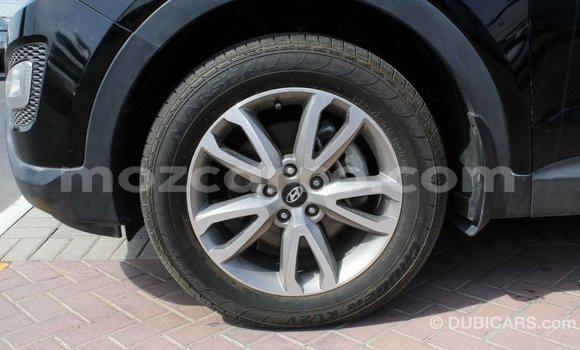 Comprar Importar Hyundai Santa Fe Preto Carro em Import - Dubai em Cabo Delgado