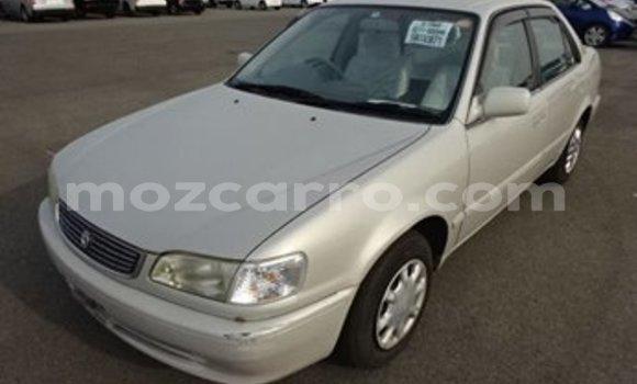 Comprar Usado Toyota Corolla Prata Carro em Maputo em Maputo