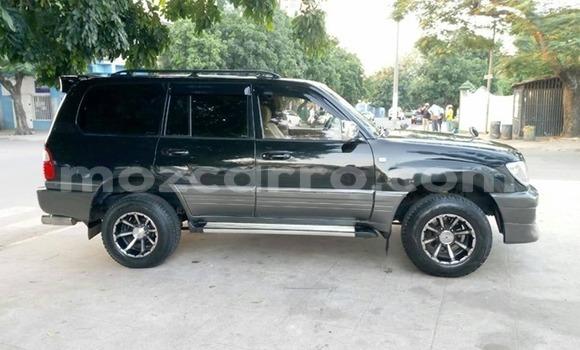 Comprar Usado Lexus LX Preto Carro em Maputo em Maputo
