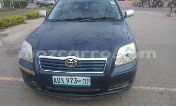 Comprar Usado Toyota Avensis Azul Carro em Maputo em Maputo