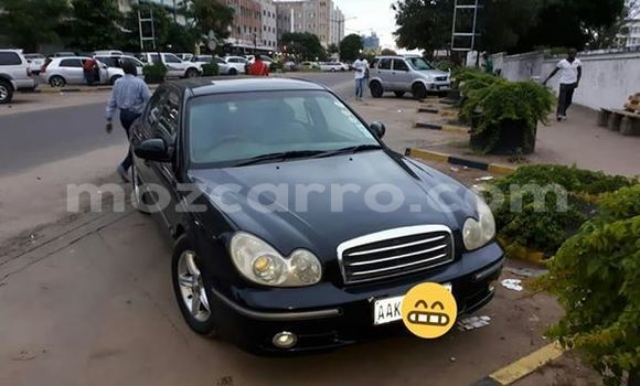 Comprar Usado Hyundai Sonata Preto Carro em Maputo em Maputo