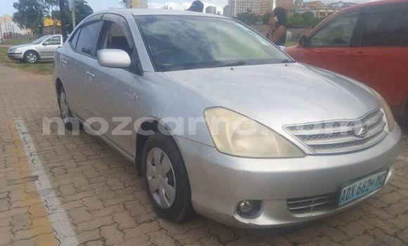 Comprar Usado Toyota Allion Prata Carro em Maputo em Maputo