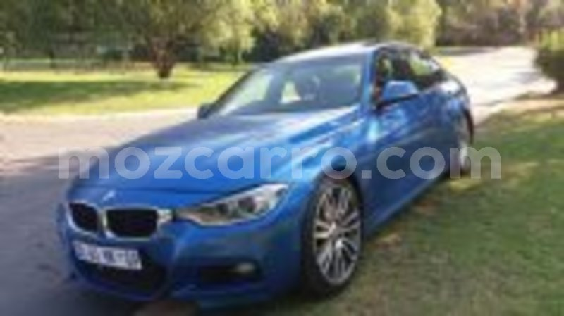 Buy Used Bmw >> Buy Used Bmw 3 Series Blue Car In Maputo In Maputo Mozcarro