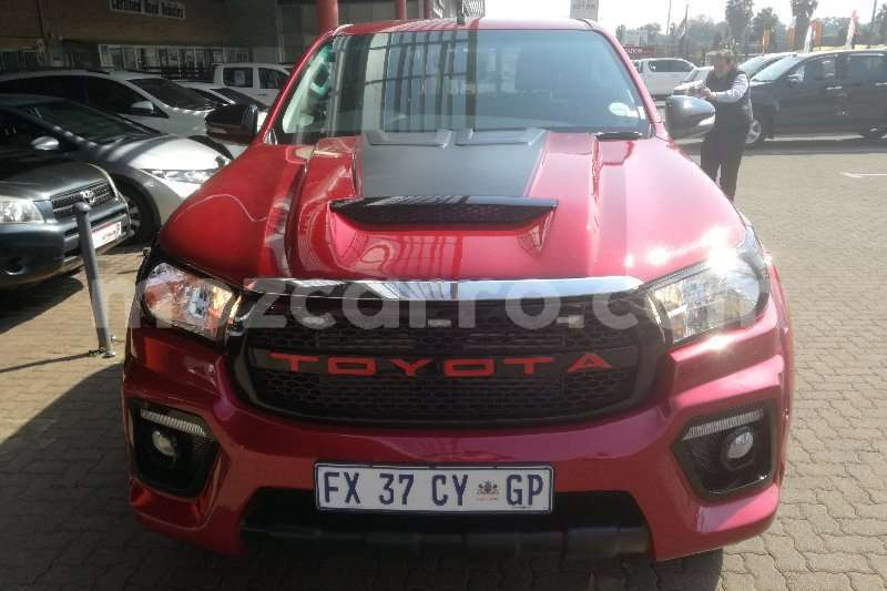 Big with watermark toyota hilux double cab hilux 2 8 gd 6 raider 4x4 p u d c 2017 id 58982931 type main