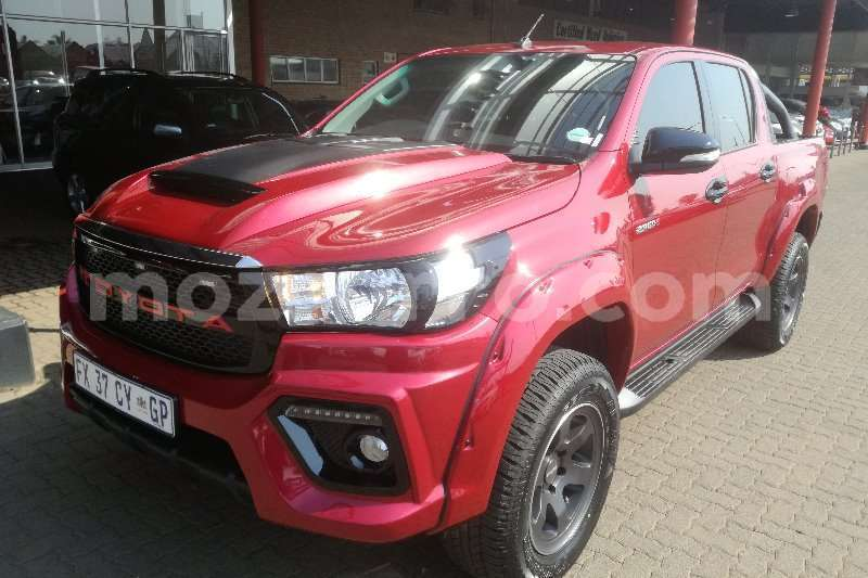 Big with watermark toyota hilux double cab hilux 2 8 gd 6 raider 4x4 p u d c 2017 id 58982932 type main