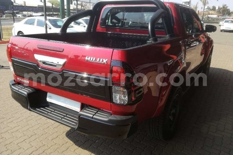 Big with watermark toyota hilux double cab hilux 2 8 gd 6 raider 4x4 p u d c 2017 id 58982936 type main