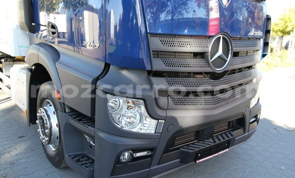 Buy Used Mercedes‒Benz 1117 Other Truck in Ibo in Cabo Delgado