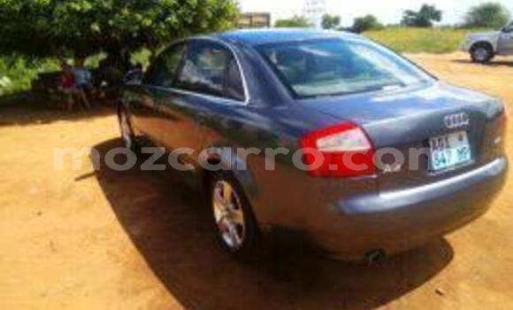 Buy Used Audi A4 Silver Car in Ancuabe in Cabo Delgado