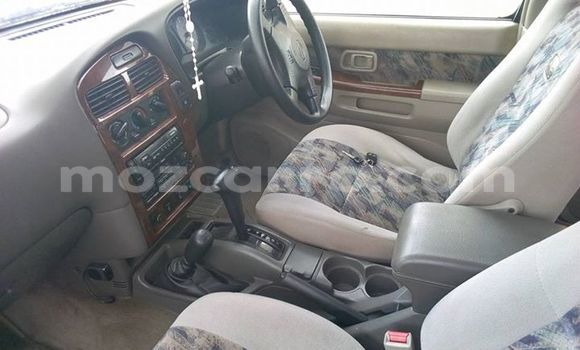 Buy Used Nissan Terrano Silver Car in Ancuabe in Cabo Delgado