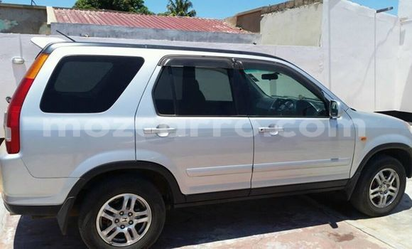 Buy Used Honda CR-V Silver Car in Ancuabe in Cabo Delgado