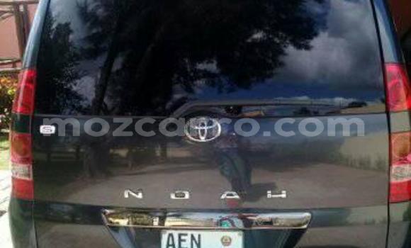 Comprar Usado Toyota Noah Preto Carro em Ancuabe em Cabo Delgado
