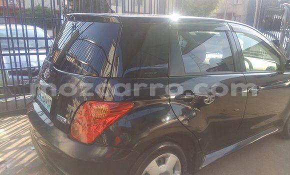 Buy Used Toyota IST Black Car in Ancuabe in Cabo Delgado